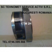 Cuplaj electromagnetic Polonia ETM 2H cu lamele de otel