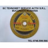 Disc abraziv 150 mm