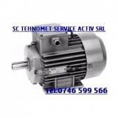 Motor electric cu talpa-fara talpa
