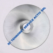 Freza disc STAS 1159 DIN 1837 - Forma F