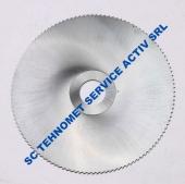Freza disc STAS 1159 DIN 1837 - Forma G