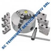 Universal 160 mm autocentrant de precizie cu 9 bacuri