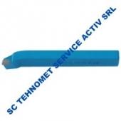 Cutit de strung drept pentru colt STAS 6379 DIN 4978