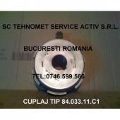 Cuplaj electromagnetic U.M. Cugir tip 84.033.11.C1